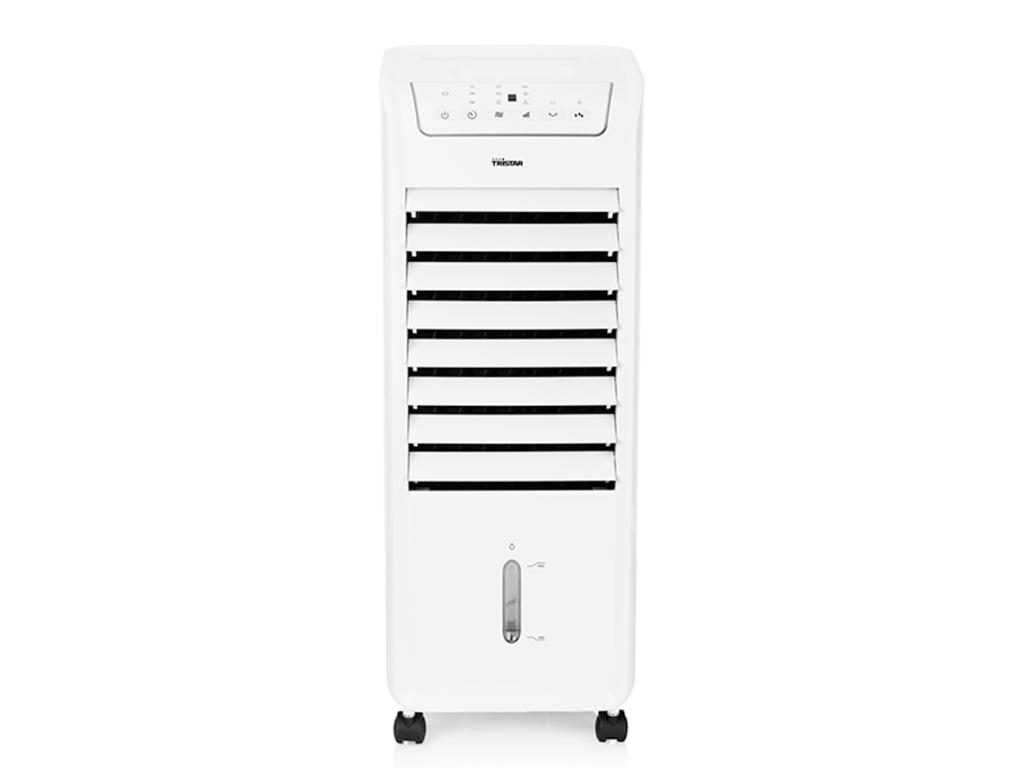 Tristar Φορητό Κλιματιστικό δαπέδου Air Cooler 55W 6Lt με 3 συστήματα αερισμού κ θέρμανση και κλιματισμός   ψύξη
