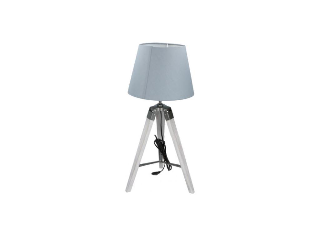 Grundig Επιτραπέζια Φωτιστικά E27- 47.5cm ύψους σε Στρογγυλό σχήμα με τρία πόδια διακόσμηση και φωτισμός   φωτιστικά