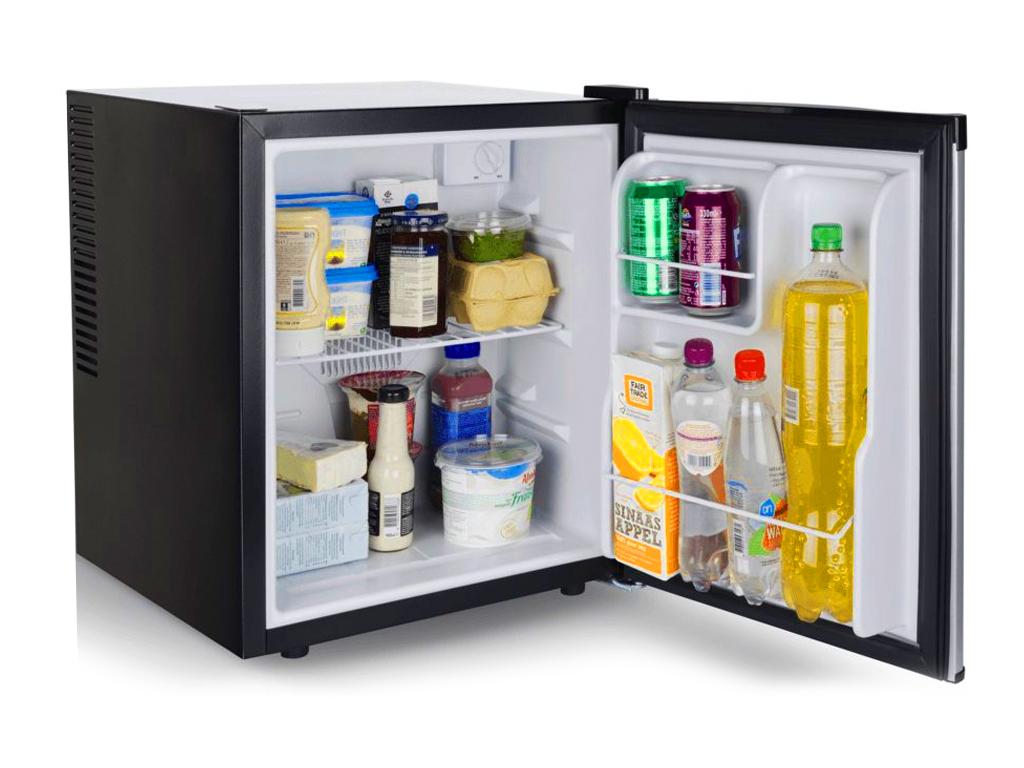Cuisinier Μίνι Ψυγείο 38L 43x51x41cm με Πόρτα που ανοίγει από Αριστερή ή Δεξιά,  ηλεκτρικές οικιακές συσκευές   ψυγεία και καταψύκτες