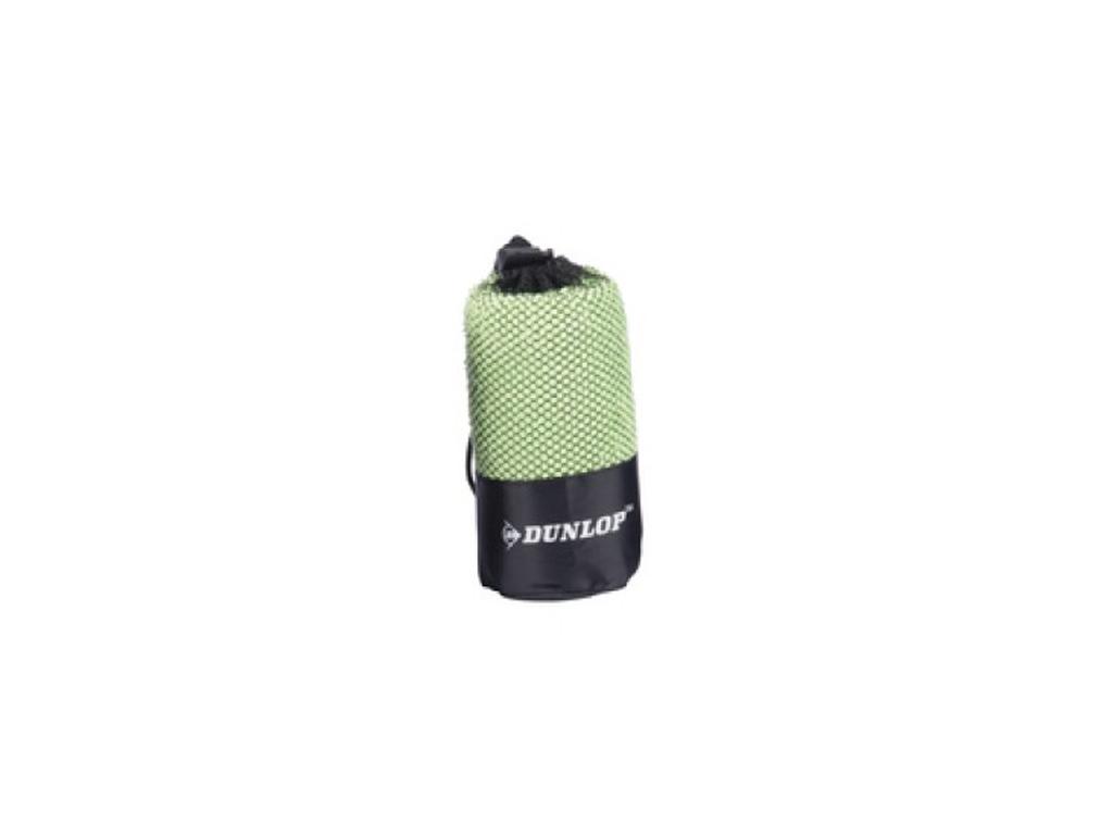 Dunlop Sport Πετσέτα γυμναστηρίου 80x40cm με Πρακτική Θήκη, 15810 Χρώμα Πράσινο  ρούχα  αξεσουάρ και φορητή τεχνολογία   πετσέτες μικροϊνών