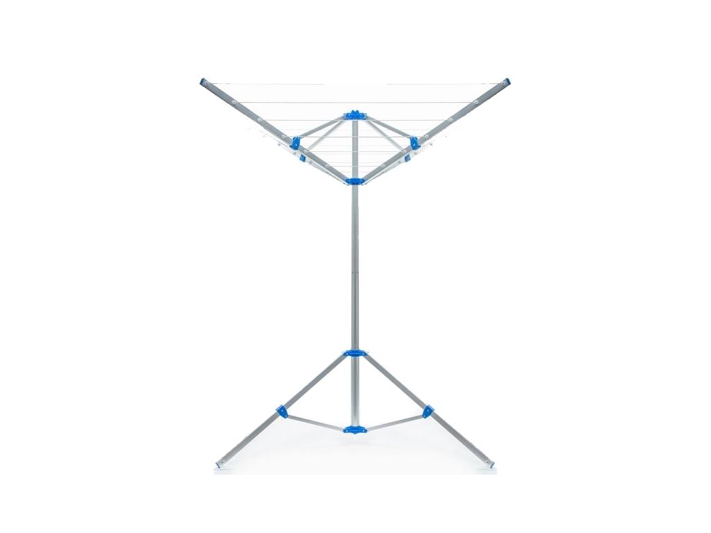 Φορητή Πτυσσόμενη Απλώστρα Ρούχων 104x162x110cm με 3 Γάντζους στήριξης, D3535142 καθαριότητα και σιδέρωμα   απλώστρες