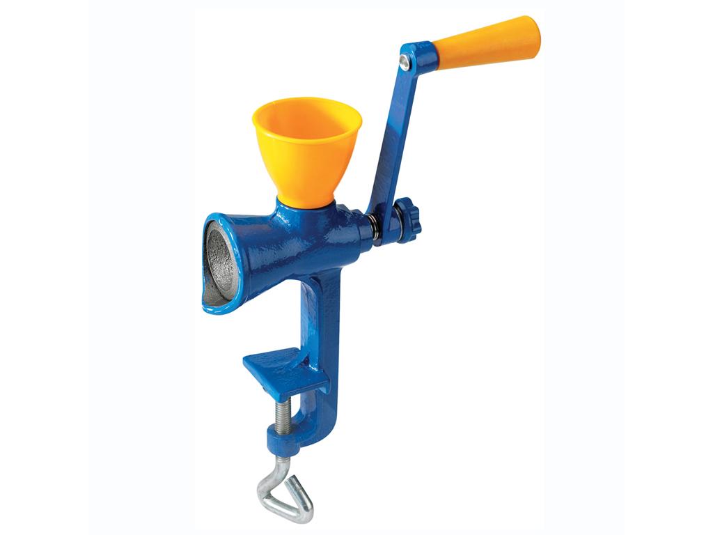 Blaumann Χειροκίνητος Μύλος Άλεσης Καφέ και Ξηρών Καρπών Universal σε Μπλε χρώμα, BL-3295 – Blaumann