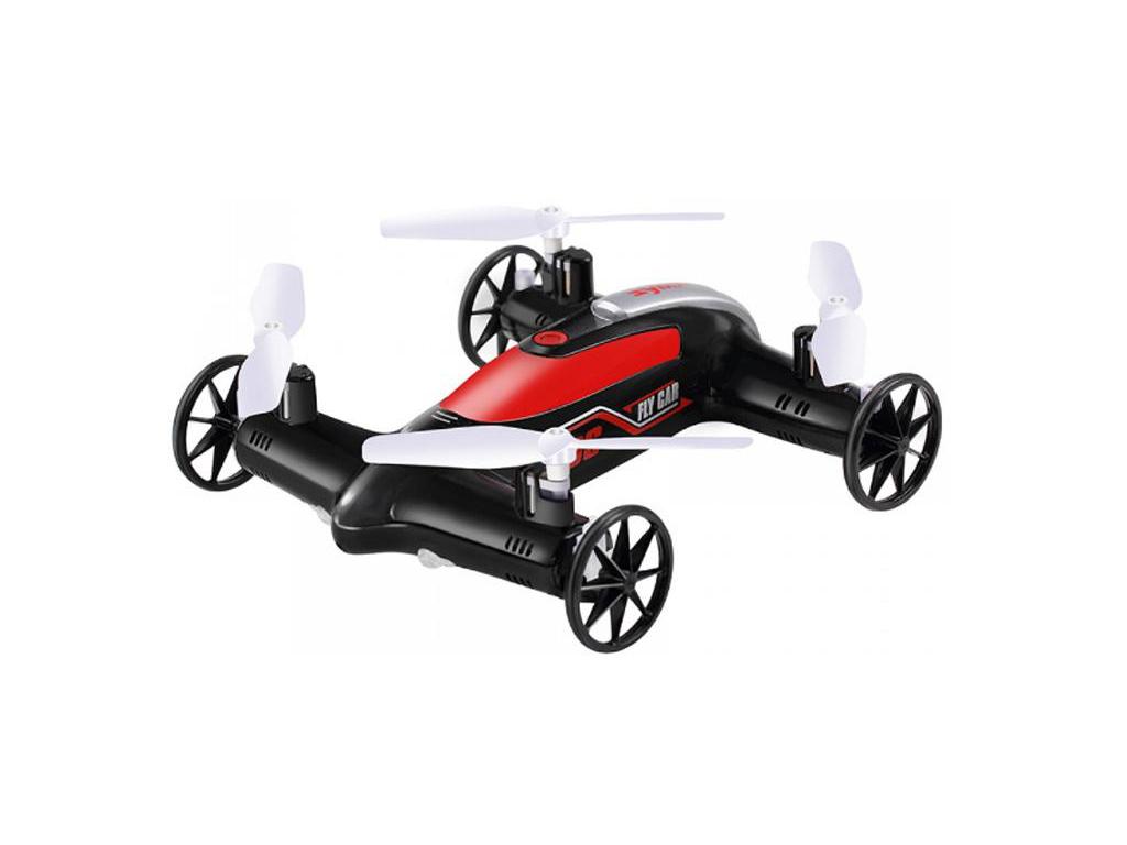 Τηλεκατευθυνόμενο Drone Ιπτάμενο Αυτοκίνητο Flying Car Gyro με ειριστήριο 2.4GHz παιχνίδια   τηλεκατευθυνόμενα  πίστες και αυτοκινητάκια