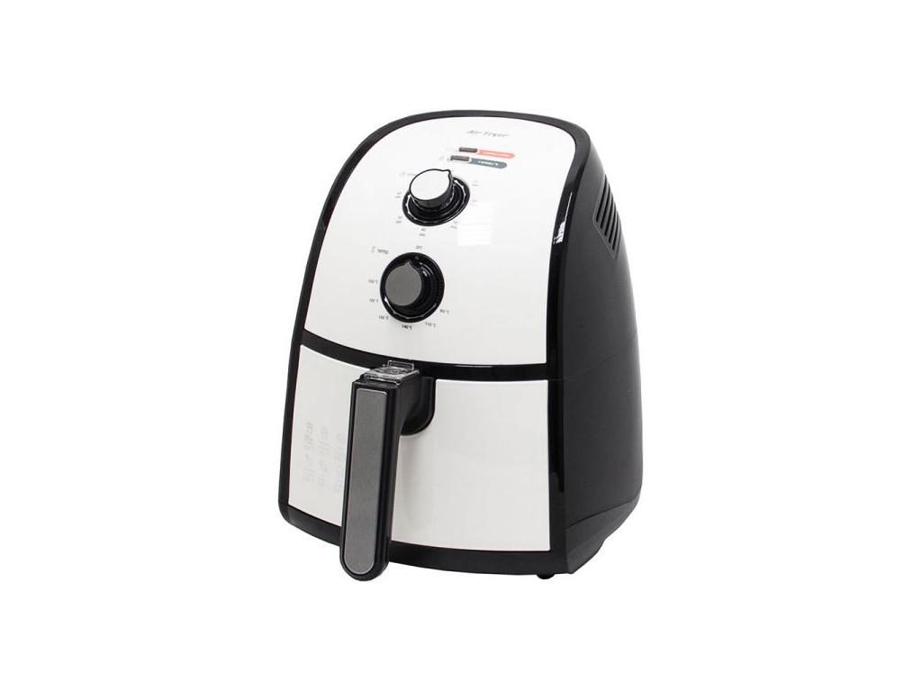 Clatronic Φριτέζα αέρος 2.5L 1500W για μαγείρεμα χωρίς η με ελάχιστο λάδι, FR 3667 - Clatronic