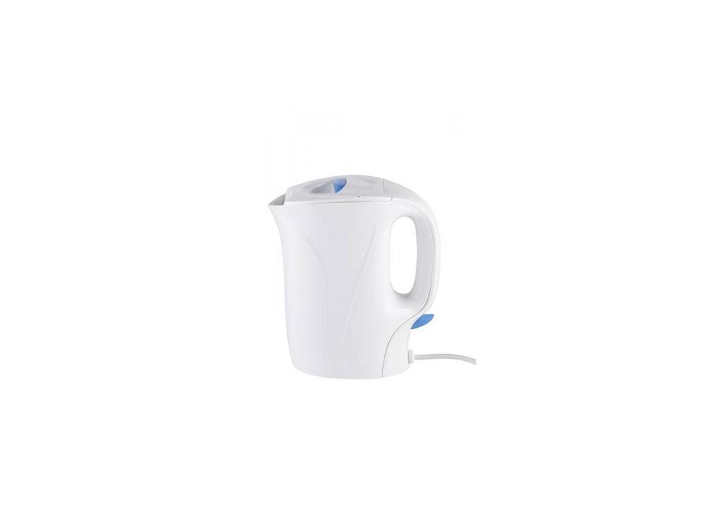 Dunlop Ηλεκτρικός Βραστήρας Νερού Χωρητικότητας 1lt 1000W σε Λευκό χρώμα, 05995  ηλεκτρικές οικιακές συσκευές   βραστήρες