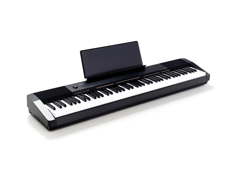 Casio Ψηφιακό πιάνο 88 πλήκτρων με 2x 8W ηχεία και 5 demo τραγούδια σε Μαύρο χρώ παιχνίδια   μουσικά όργανα