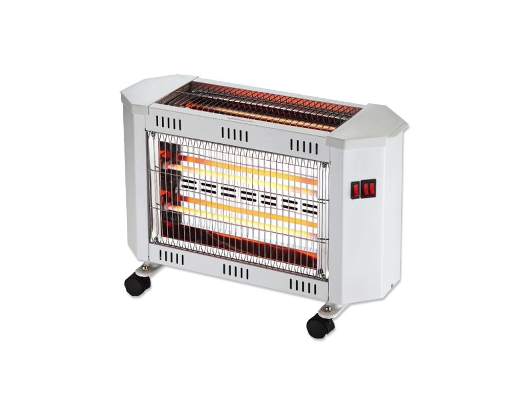 Hotty Ηλεκτρική Σόμπα Δαπέδου Θερμάστρα Χαλαζία 2400W με 3 Πλευρές Θέρμανσης σε  θέρμανση και κλιματισμός   θέρμανση