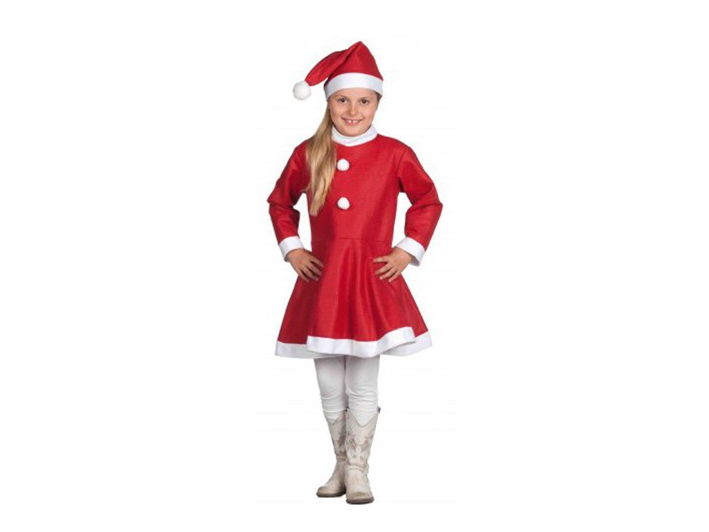 Christmas Gifts Κοριτσίστικη Στολή Άγιος Βασίλης για παιδιά Ηλικίας 6 έως 9 ετών μωρά και παιδιά   είδη ένδυσης και υπόδησης για παιδιά