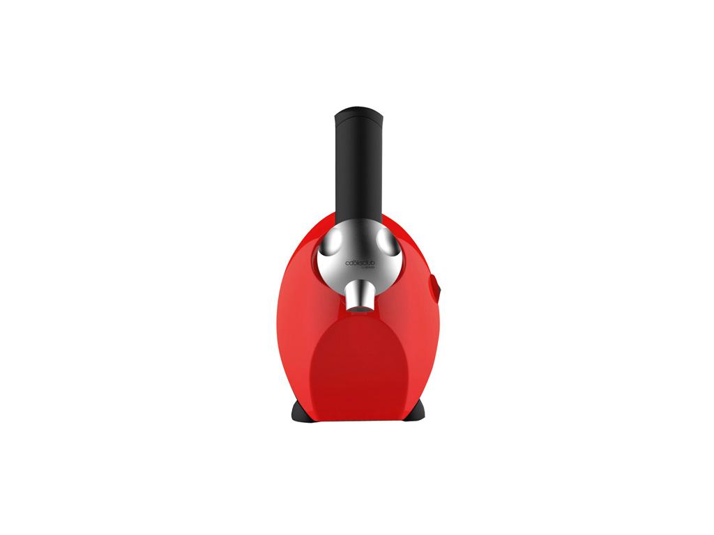Παγωτομηχανή - Frozen Fruit Dessert Maker SOGO, FDM-SS-5245 Κόκκινο - SOGO ηλεκτρικές οικιακές συσκευές   παγωτομηχανές