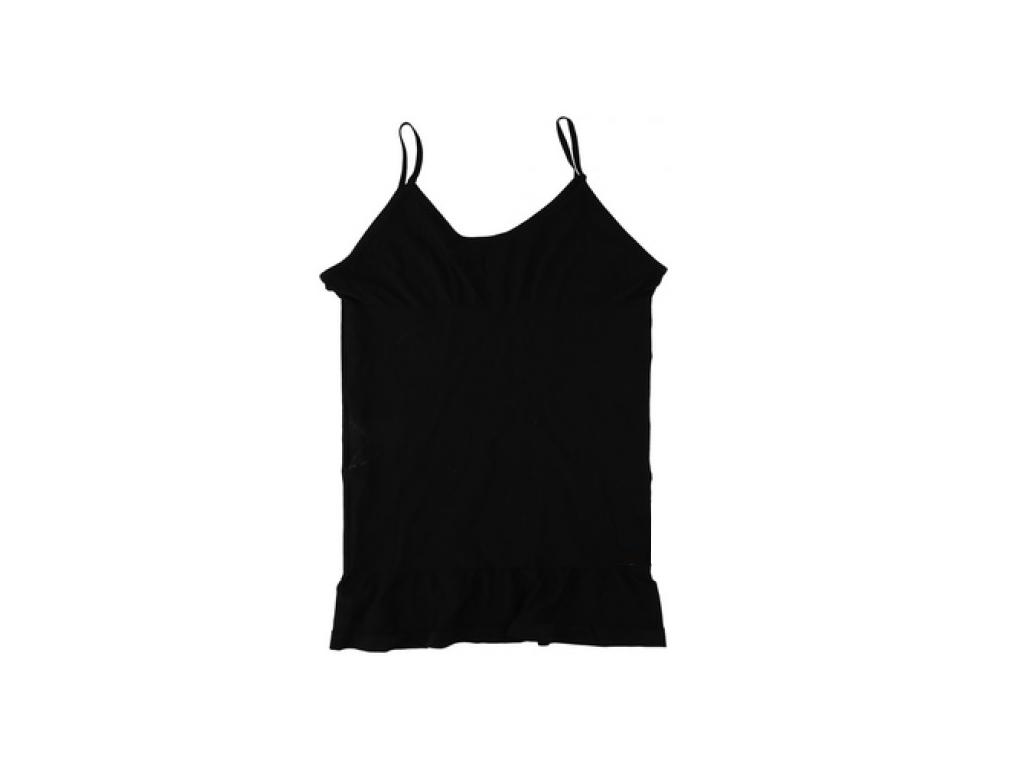 Φανέλα Κορσές Αδυνατίσματος για Τέλειο Σχήμα και Όψη σε Μαύρο χρώμα, 87204 - Cb είδη ένδυσης και υπόδησης   γυναικεία εσώρουχα