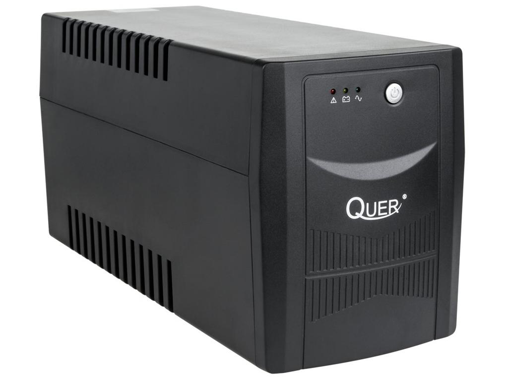Quer UPS Micropower Offline Σύστημα Παροχής Ηλεκτρικής Ενέργειας - Ρεύματος 1500 περιφερειακά και αναλώσιμα   αξεσουάρ υπολογιστών