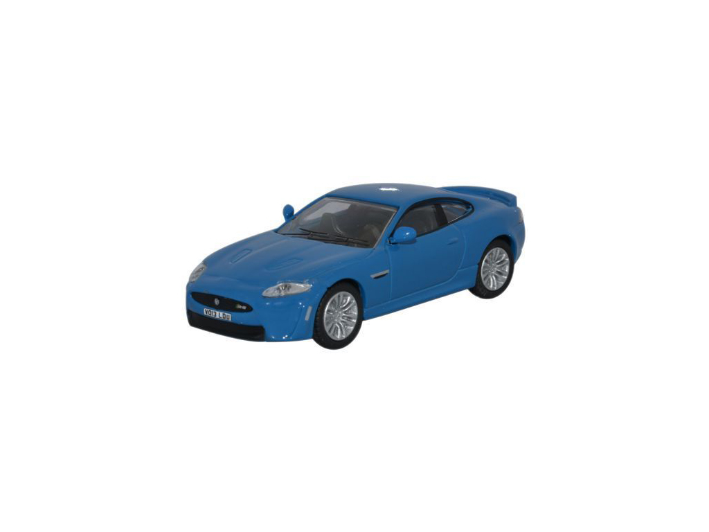 Welly Μεταλλικό Αυτοκίνητο Μινιατούρα JAGUAR XKR-S σε κλίμακα 1:43 Official Lice παιχνίδια   μινιατούρες