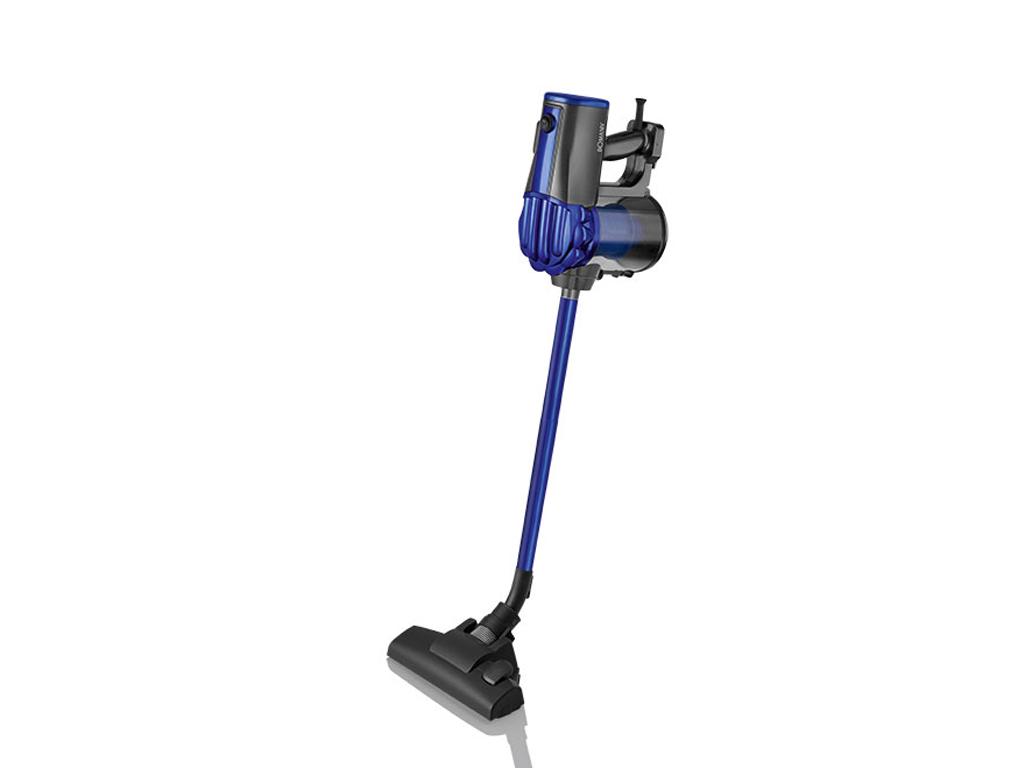 Bomann Ηλεκτρική Σκούπα Χειρός 600W με καλώδιο χωρίς σακούλα με Κυκλωνικό Eco-Cy καθαριότητα και σιδέρωμα   ηλεκτρικές σκούπες και ρομπότ καθαρισμού
