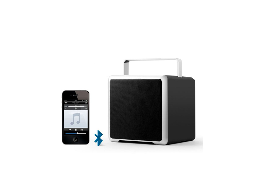 Technaxx Musicman Maxi Bluetooth Σύστημα Στερεοφωνικών Ηχείων Soundstation, BT-X ήχος   bluetooth ηχεία