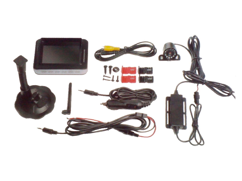 All Ride Σύστημα Παρκαρίσματος με Universal Αδιάβροχη Ασύρματη Κάμερα οπισθοπορε αξεσουάρ αυτοκινήτου   αντικλεπτικά   αισθητήρες