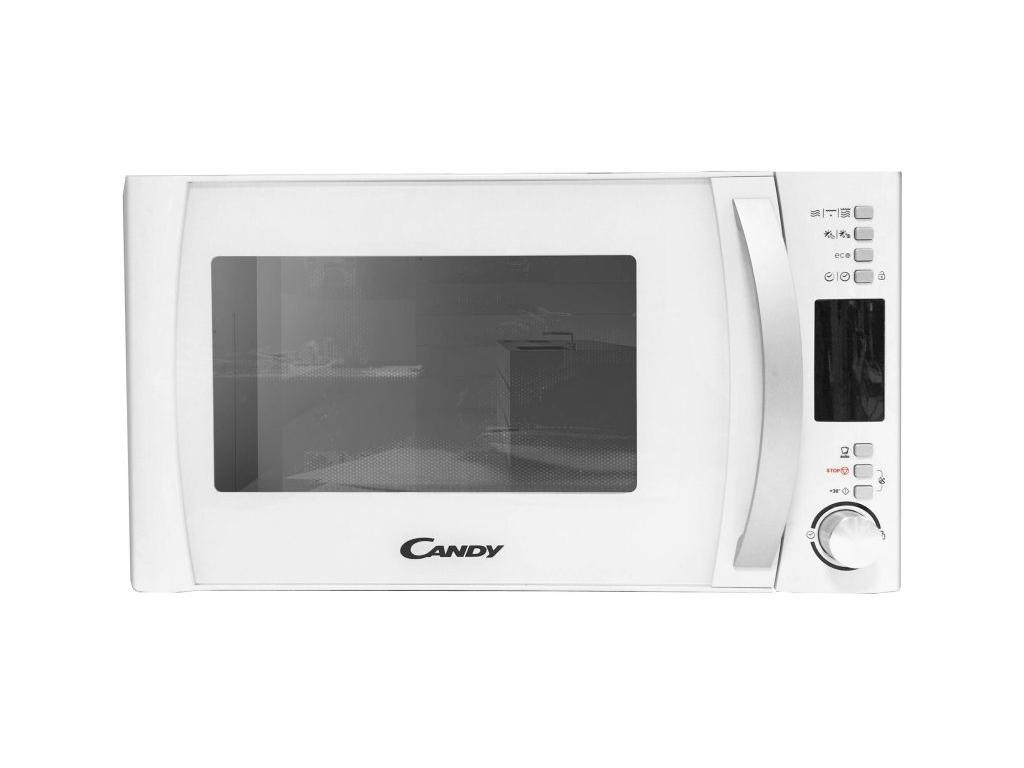 Candy Φούρνος Μικροκυμάτων 700W με 5 επίπεδα θέρμανσης σε Λευκό Χρώμα, CMXG20DW  ηλεκτρικές οικιακές συσκευές   φουρνάκια