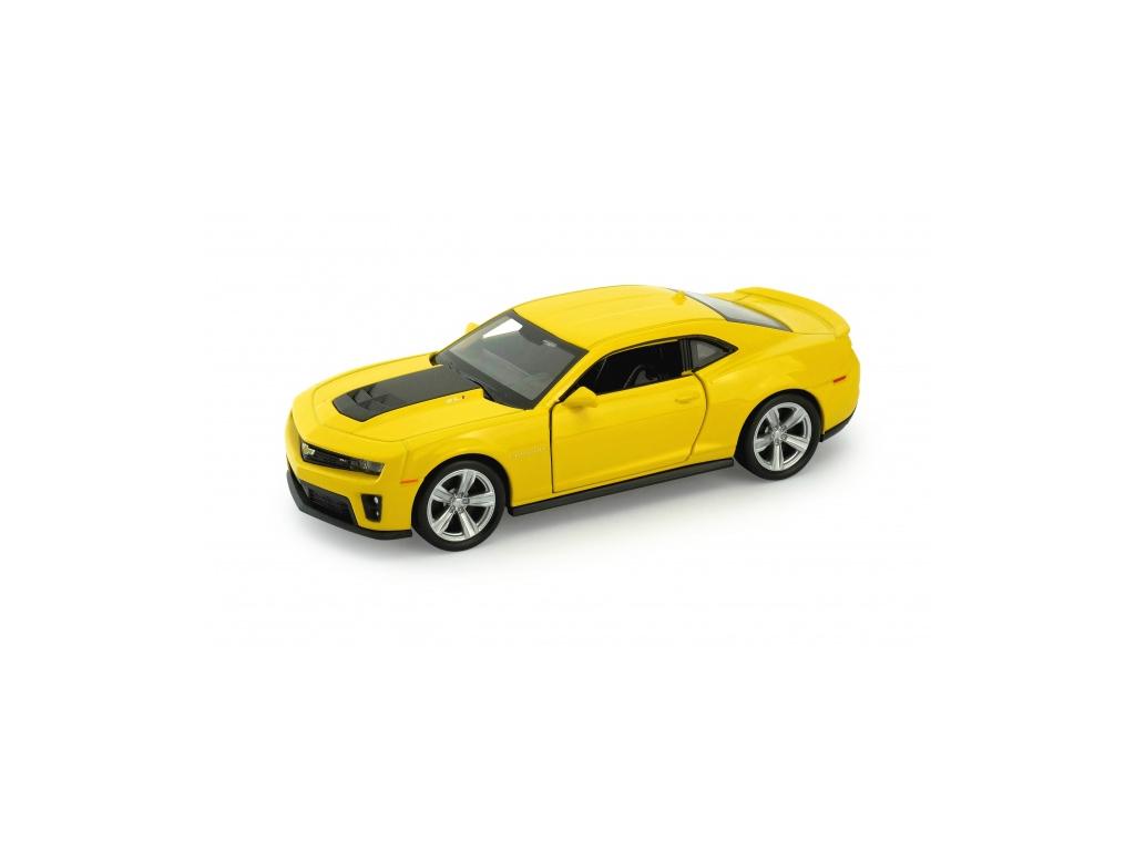 Welly Μεταλλικό Αυτοκίνητο Μινιατούρα CHEVROLET CAMARO ZL1 σε κλίμακα 1:43 Offic παιχνίδια   μινιατούρες