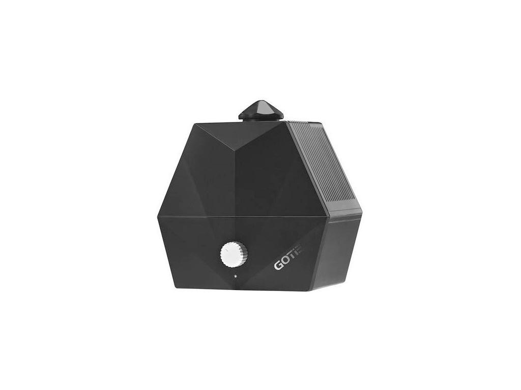 GOTIE Ultrasonic Υγραντήρας Cool Mist Τύπου ατμού 1.5L 30W με Πολλαπλά Επίπεδα ύ θέρμανση και κλιματισμός   υγραντήρες και αφυγραντήρες