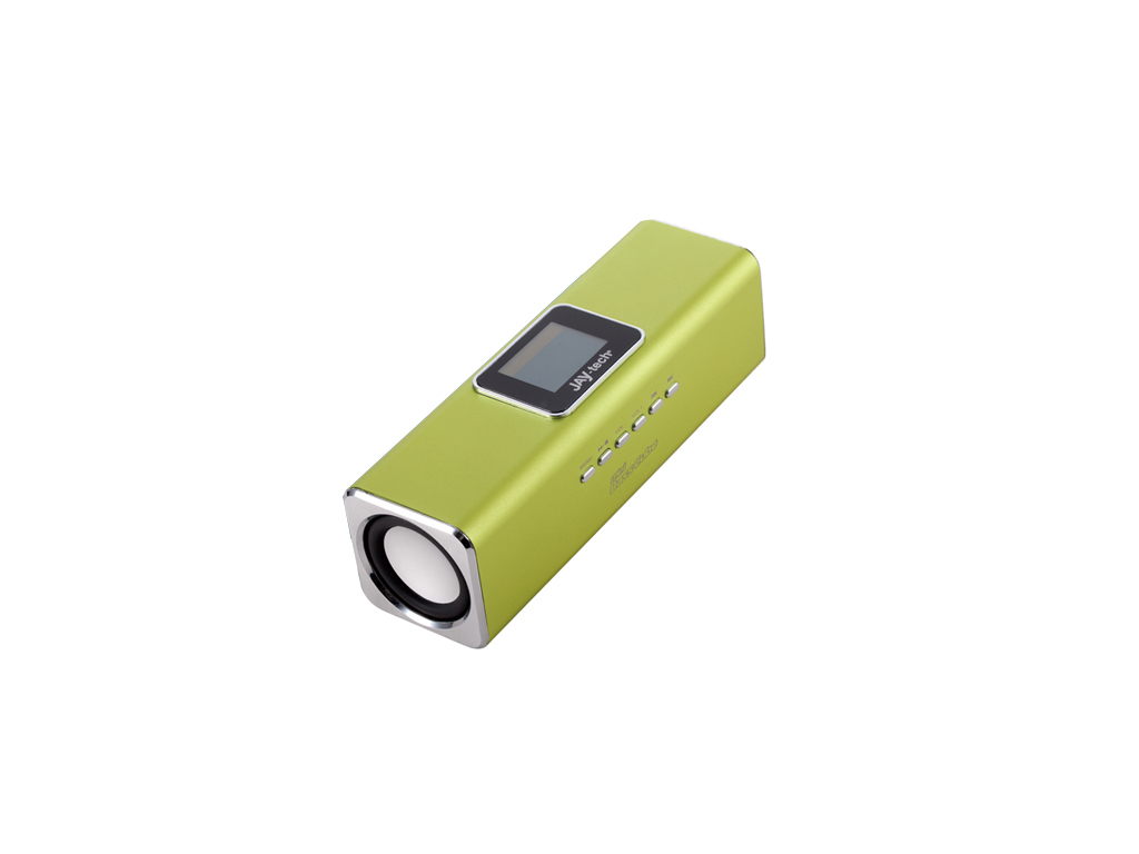 Technaxx MusicMan Φορητά ηχεία με οθόνη LED MP3 player και ραδιόφωνο FM , TXX354 ήχος   bluetooth ηχεία