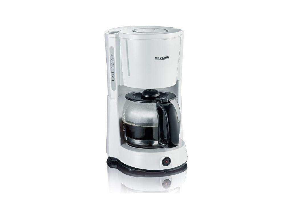 Severin Καφετιέρα Φίλτρου-Γαλλικού Καφέ 1000W χωρητικότητας 1.4L για 10 φλιτζάνι ηλεκτρικές οικιακές συσκευές   καφετιέρες και είδη καφέ