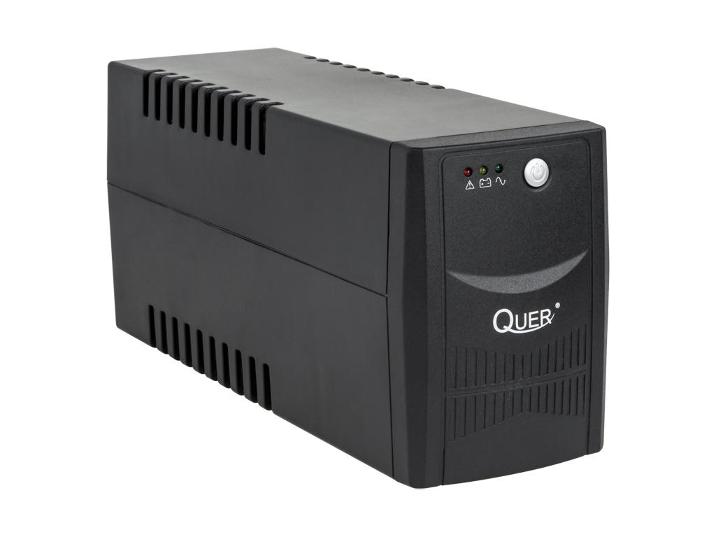 Quer UPS Micropower Offline Σύστημα Παροχής Ηλεκτρικής Ενέργειας - Ρεύματος 800V περιφερειακά και αναλώσιμα   αξεσουάρ υπολογιστών