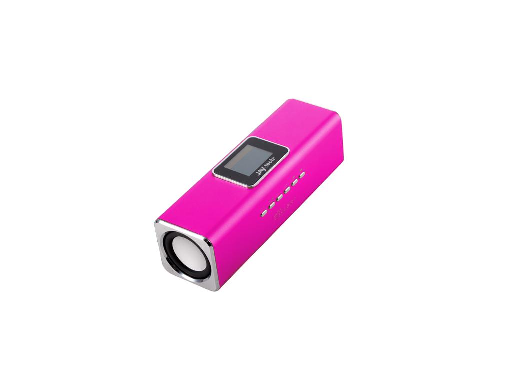 Technaxx MusicMan Φορητά ηχεία με οθόνη LED MP3 player και ραδιόφωνο FM σε , TXX ήχος   bluetooth ηχεία