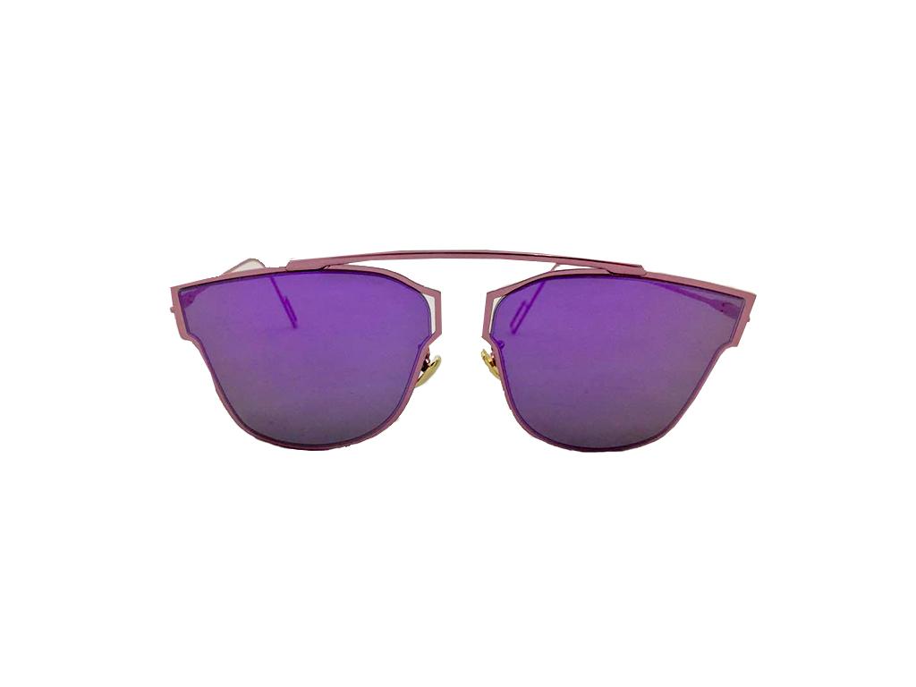 Γυναικεία Γυαλιά Ηλίου Καθρέφτης Avery Sunglasses με Μωβ Μεταλλικό σκελετό και Μ υγεία  και  ομορφιά   οπτικά γυαλιά