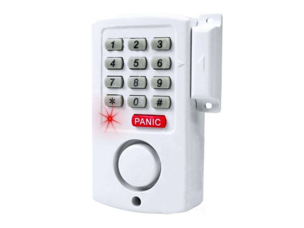 Safe Alarm Συναγερμός Εισόδου Πόρτας και Παραθύρων με Αισθητήρα Ανιχνευτή Κίνηση αυτοματισμοί και ασφάλεια   συναγερμοί και ανιχνευτές