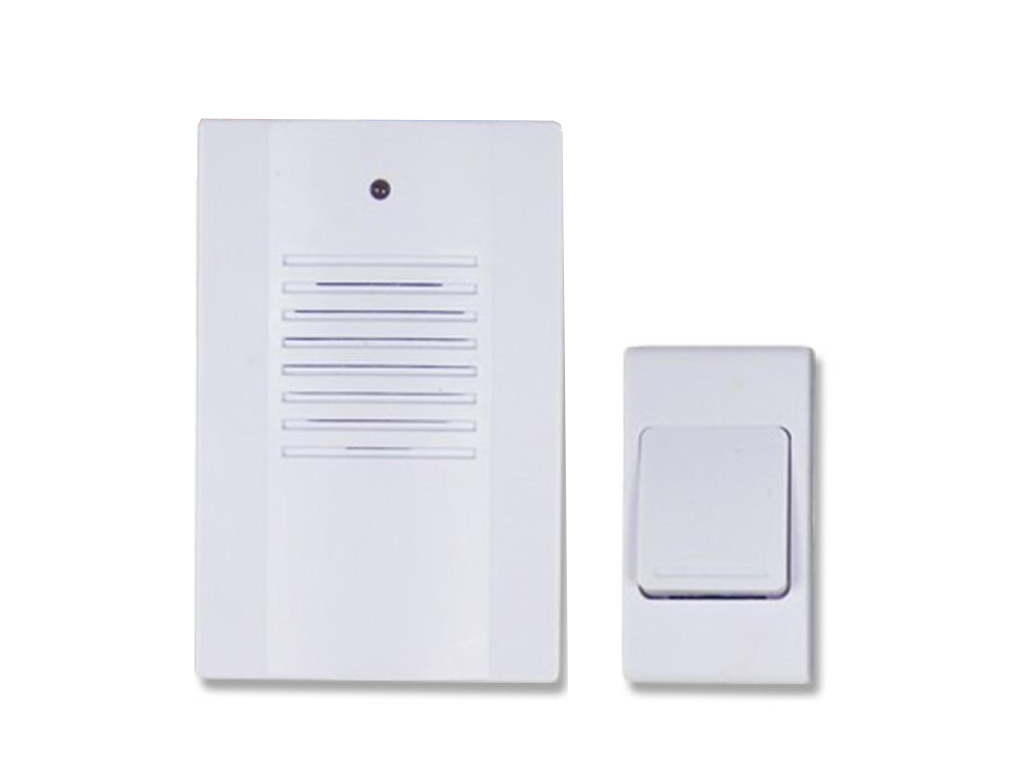 Safe Alarm Ασύρματο Κουδούνι Πόρτας με 1 πομπό και 16 διαφορετικές επιλογές μελω αυτοματισμοί και ασφάλεια   συναγερμοί και ανιχνευτές