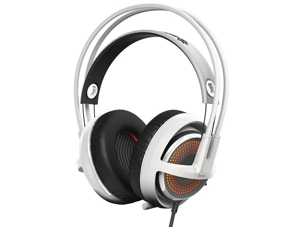 SteelSeries Siberia 350 RGB Gaming Headset - Ακουστικά με Μικρόφωνο για Ατελείωτ ήχος   ακουστικά κεφαλής