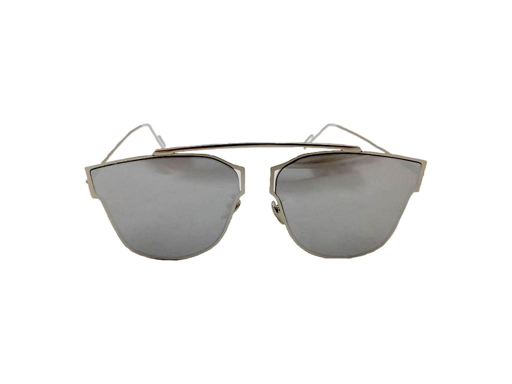 Γυναικεία Γυαλιά Ηλίου Καθρέφτης Avery Sunglasses με Ασημί Μεταλλικό σκελετό και υγεία  και  ομορφιά   οπτικά γυαλιά