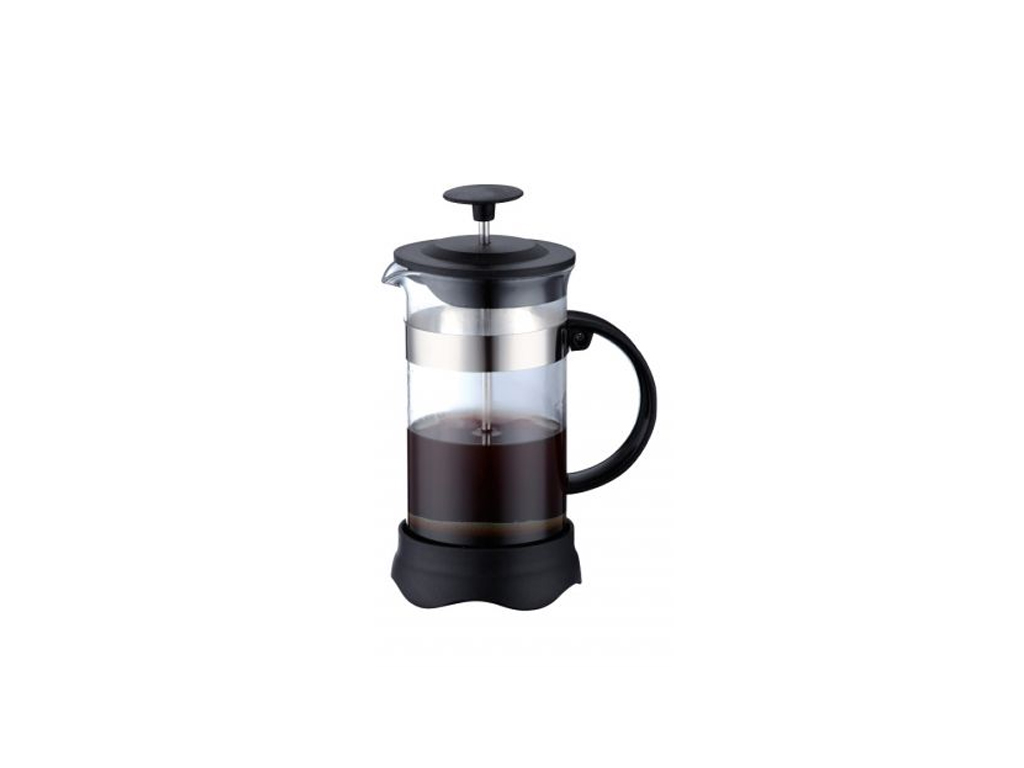 Peterhof Χειροκίνητη Γυάλινη Καφετιέρα Γαλλικού Τσαγιέρα Φίλτρου 800ml με Λαβή,  ηλεκτρικές οικιακές συσκευές   καφετιέρες και είδη καφέ