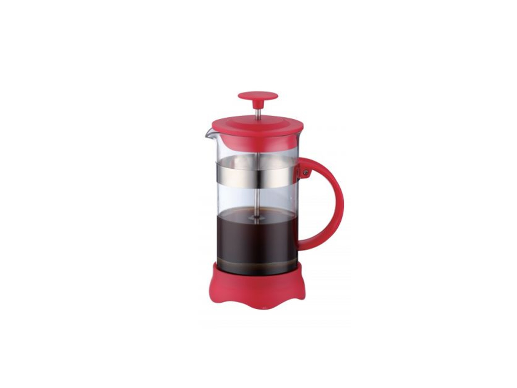 Peterhof Χειροκίνητη Γυάλινη Καφετιέρα Γαλλικού Τσαγιέρα Φίλτρου 1Lt με Λαβή, PH ηλεκτρικές οικιακές συσκευές   καφετιέρες και είδη καφέ