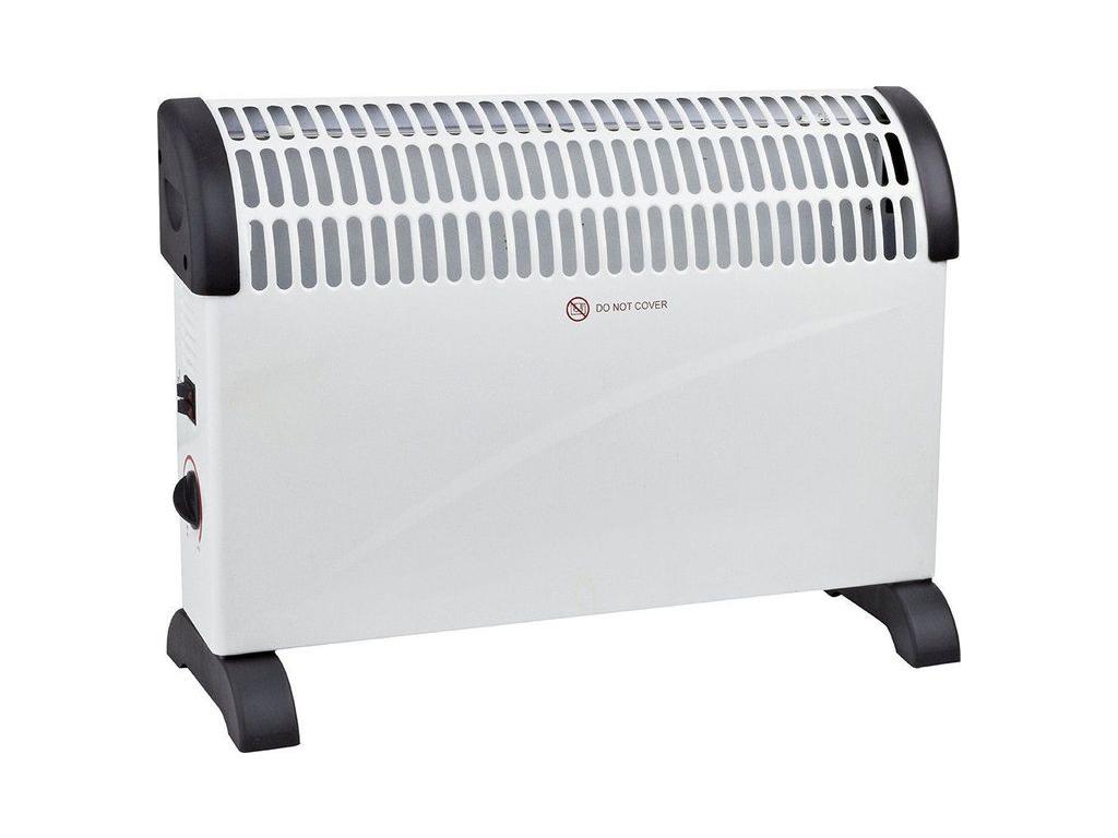 Silver Θερμαντικό Σώμα Convector Δαπέδου 2000W, CH-2000AF - Silver θέρμανση και κλιματισμός   θέρμανση