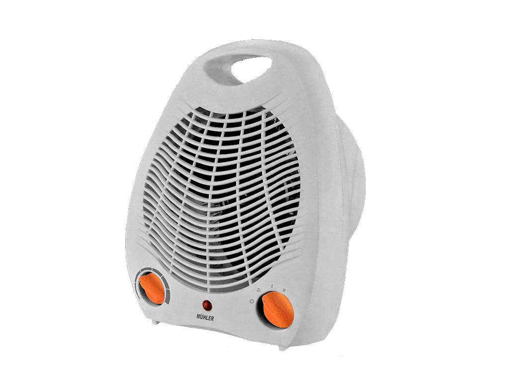 Muhler Αερόθερμο δαπέδου 2000W με 2 Επίπεδα Θέρμανσης και Λειτουργίες Ψυχρού και θέρμανση και κλιματισμός   θέρμανση