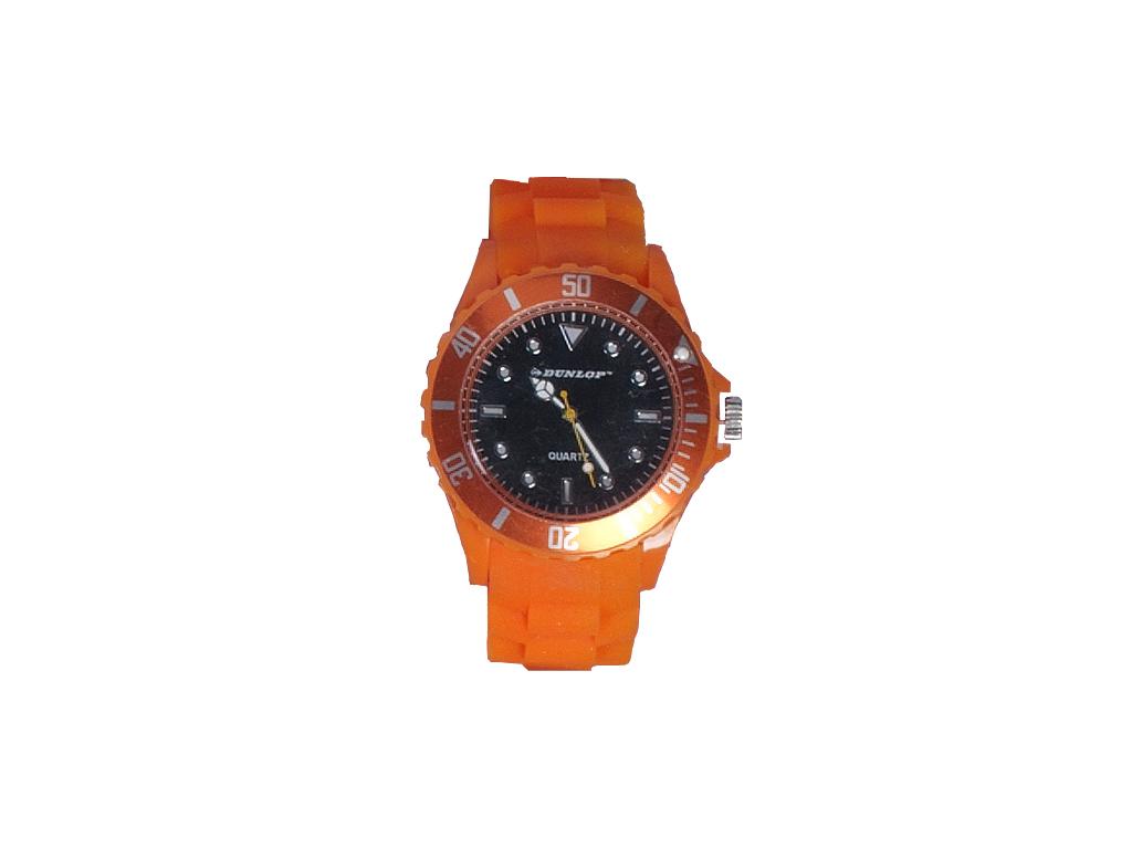 Dunlop Ρολόι Trendy Unisex Ελβετικός Μηχανισμός Quartz Λουράκι από Σιλικόνη Πορτ ρολόγια χειρός   unisex ρολόγια χειρός