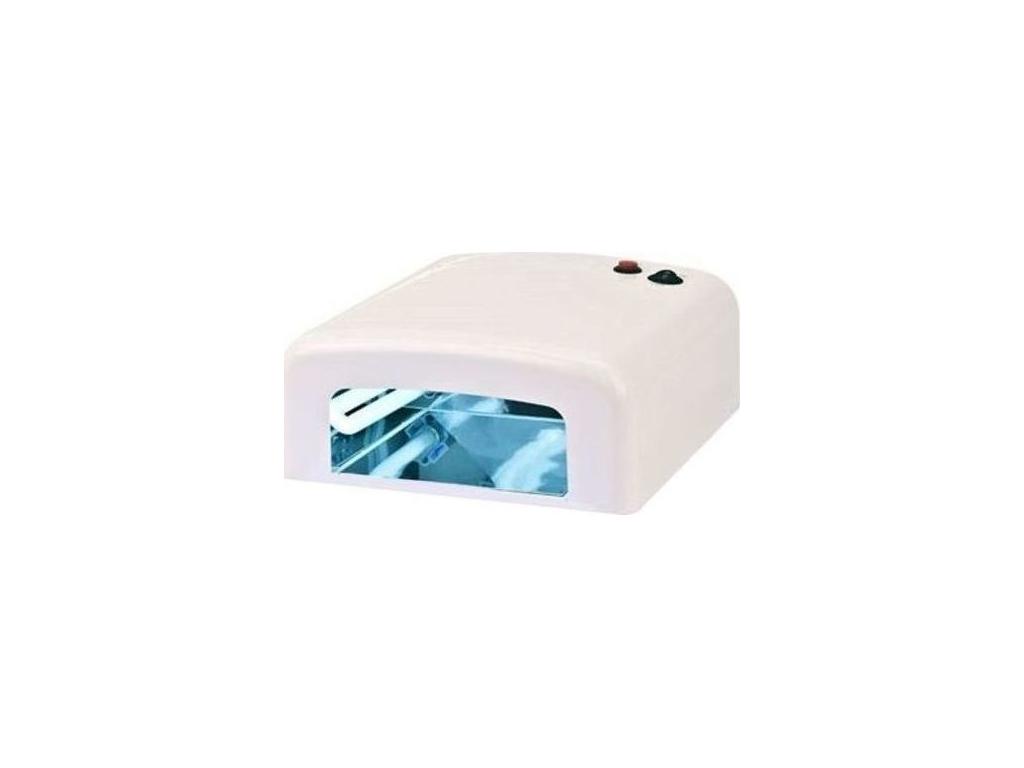 Επαγγελματικό Φουρνάκι Νυχιών σε Λευκό χρώμα με 4 Λάμπες UV! 24654 - TV προϊόντα ομορφιάς   μανικιούρ και πεντικιούρ