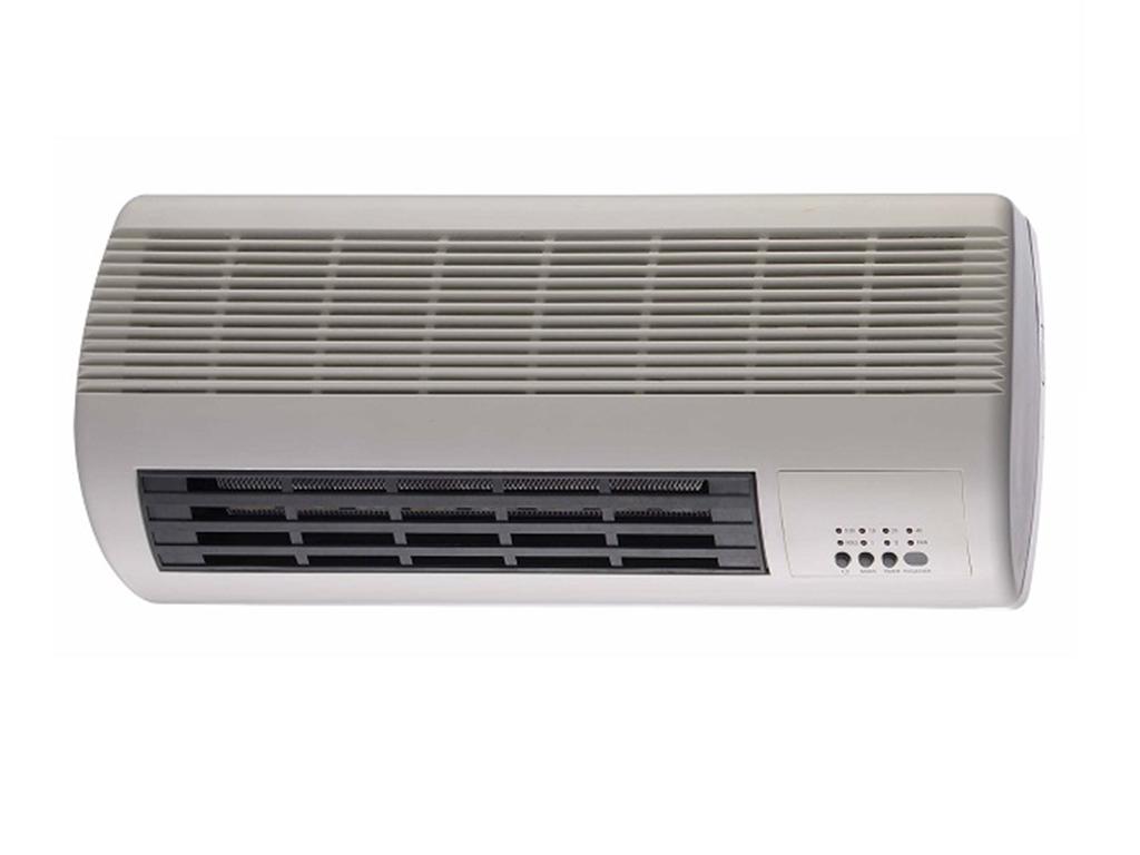 Muhler Επιτοίχιο Θερμαντικό Σώμα τύπου Air Condition 2000W με Τηλεχειριστήριο κα θέρμανση και κλιματισμός   θέρμανση