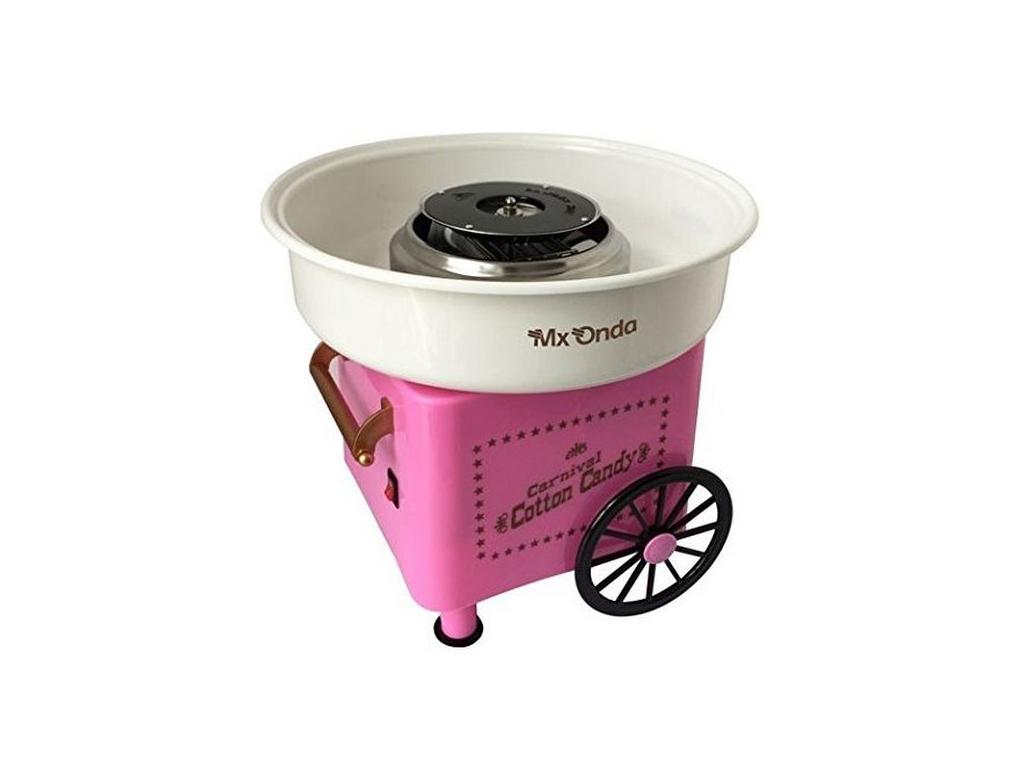 Συσκευή για Μαλλί της Γριάς Ρετρό 500W σε Ροζ χρώμα, ONDA MX-AZ2765 - Cb ηλεκτρικές οικιακές συσκευές   παρασκευαστές για μαλλί της γριάς