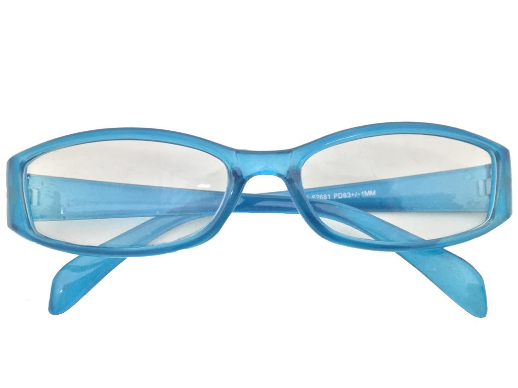 c1306d29b9 Fashion Zone Unisex Γυαλιά Πρεσβυωπίας Διαβάσματος με Λεπτό Τιρκουάζ  σκελετό και βαθμό +1.00