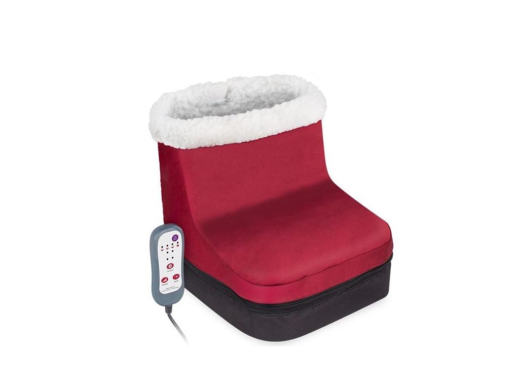 Ηλεκτρική Θερμοφόρα ποδιών 45W με Λειτουργία Μασάζ και 3 ρυθμίσεις μασάζ σε Μπορ θέρμανση και κλιματισμός   ηλεκτρικές κουβέρτες   θερμοφόρες