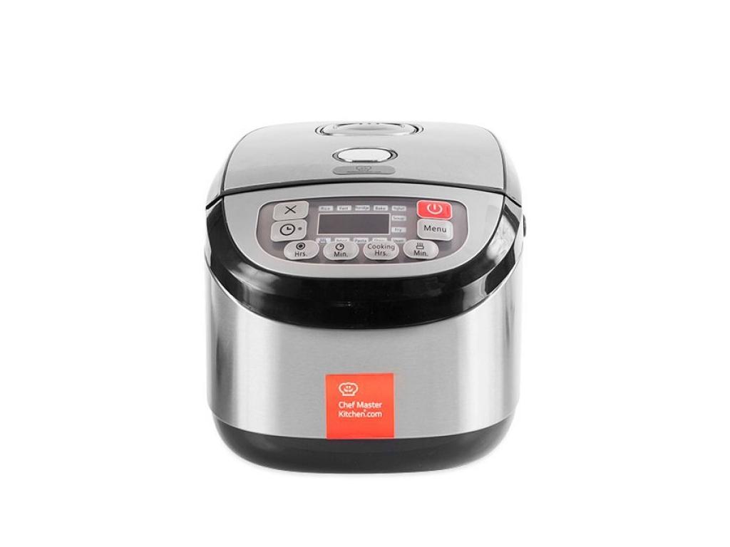 Ρομπότ Κουζινομηχανή Επεξεργαστής Τροφίμων 900W με Αντικολλητική Κατσαρόλα 1.8Lt, Chef Master Kitchen, B1550107 - Chef Master