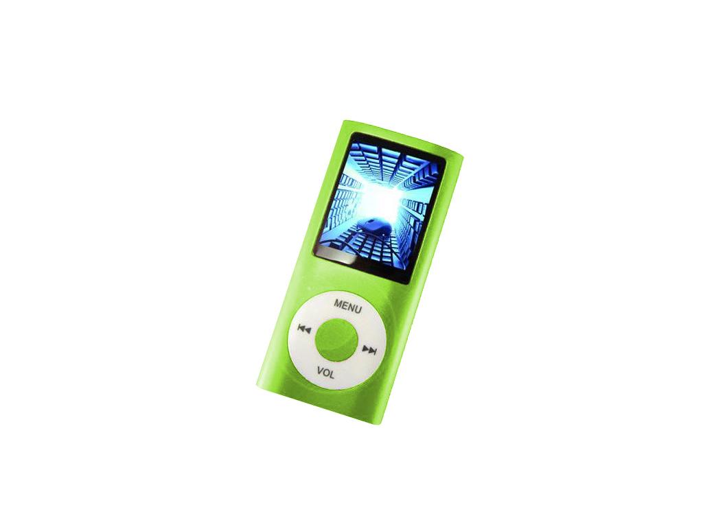MP4 Player Συσκευή Αναπαραγωγής Ήχου, Μουσικής, Εικόνας & Video TFT 1.8 Λαχανί - ήχος   mp3  mp4