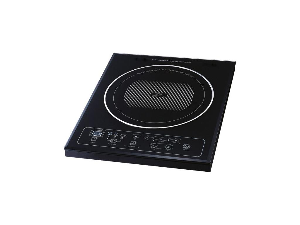 Model Home Μονή Επαγωγική Εστία - Induction cooker 1800W με Δαχτυλίδι ασφαλείας  ηλεκτρικές οικιακές συσκευές   εστίες μαγειρέματος
