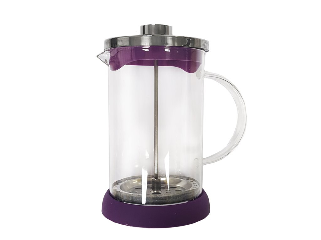 Cuisine Elegance Χειροκίνητη Καφετιέρα Φίλτρου για Γαλλικό Καφέ και Τσάι 800ml α ηλεκτρικές οικιακές συσκευές   καφετιέρες και είδη καφέ