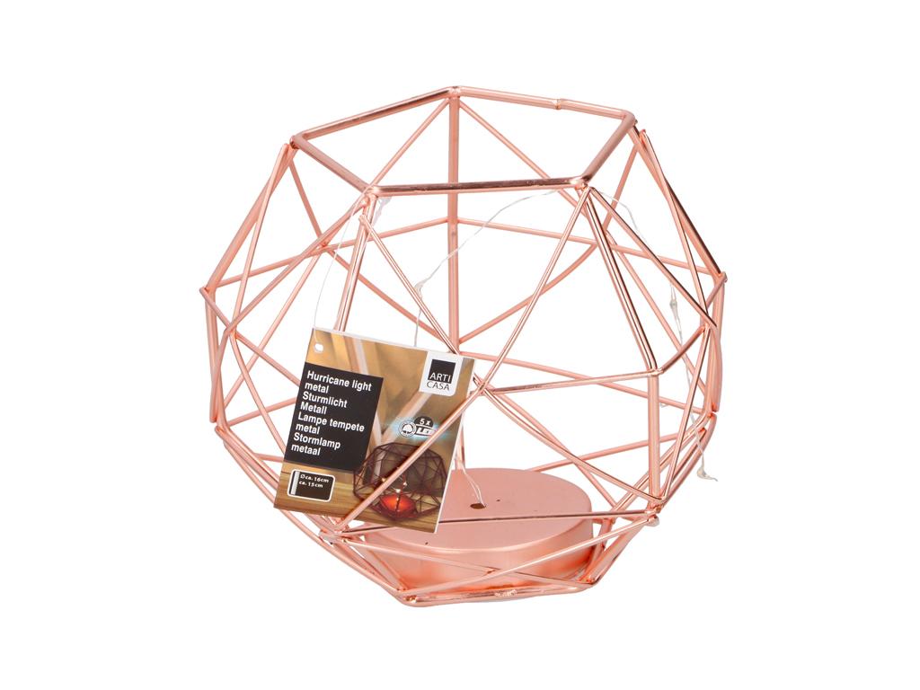 Arti Casa LED Μοντέρνο Επιτραπέζιο Φωτιστικό Μεταλλικό σε ιδιαίτερο σχηματισμό 1 διακόσμηση και φωτισμός   led φωτισμός