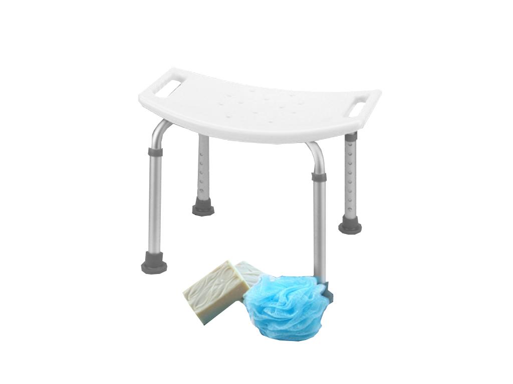 Βοηθητικό Σκαμπό Σκαμνί Μπάνιου Γενικής χρήσης ανθεκτικότητας έως 100Kg για Ηλικ μπάνιο   έπιπλα μπάνιου