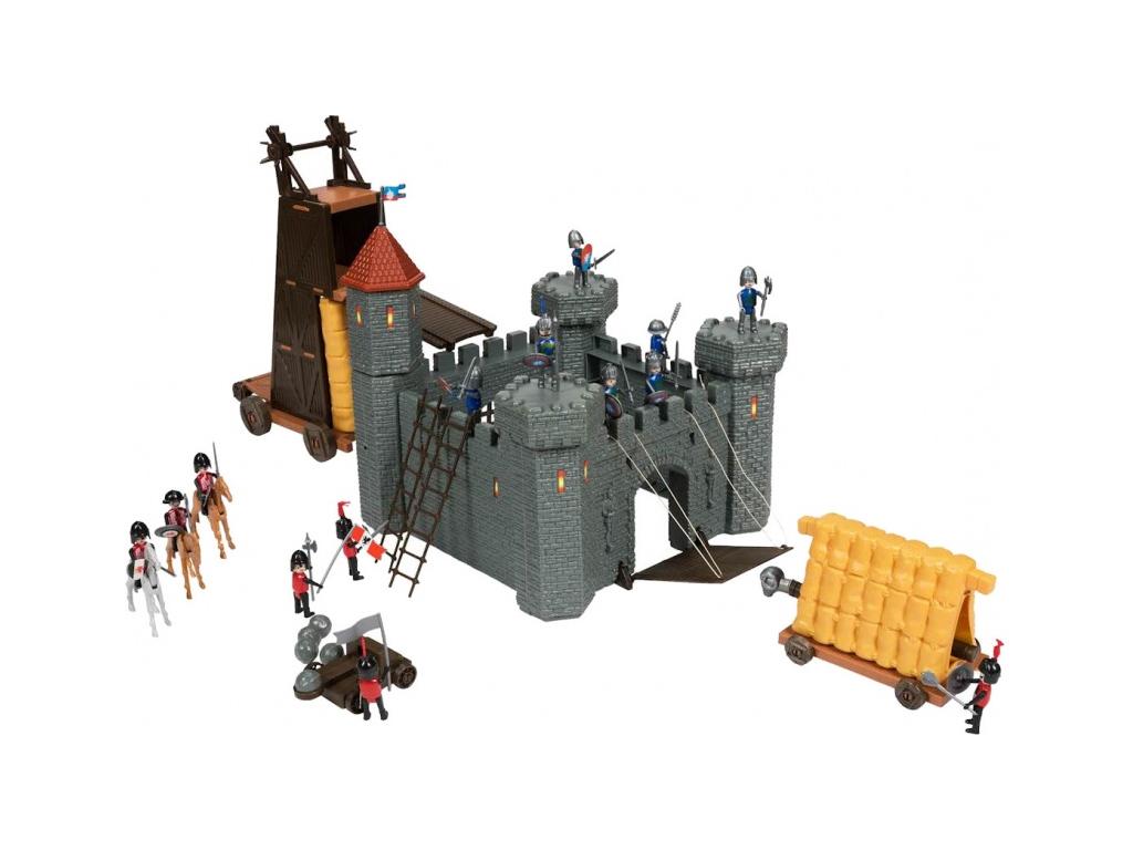 Eddy Toys Παιχνίδι Κάστρο (Castle) 35x34x34cm 115 τεμ., κατάλληλο για παιδιά άνω παιχνίδια   άλλα παιχνίδια