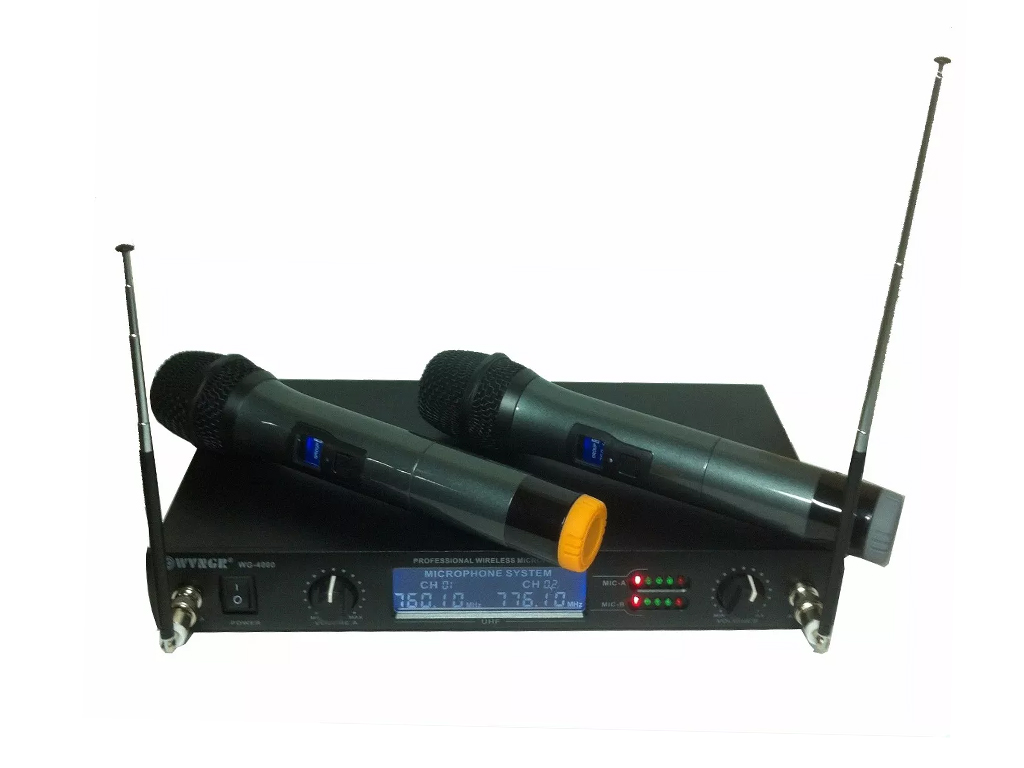 Σύστημα Καραόκε Karaoke Καραόκε με 2 μικρόφωνα και ασύρματο δέκτη με ενισχυμένη  εκδηλώσεις και γιορτές   καραόκε