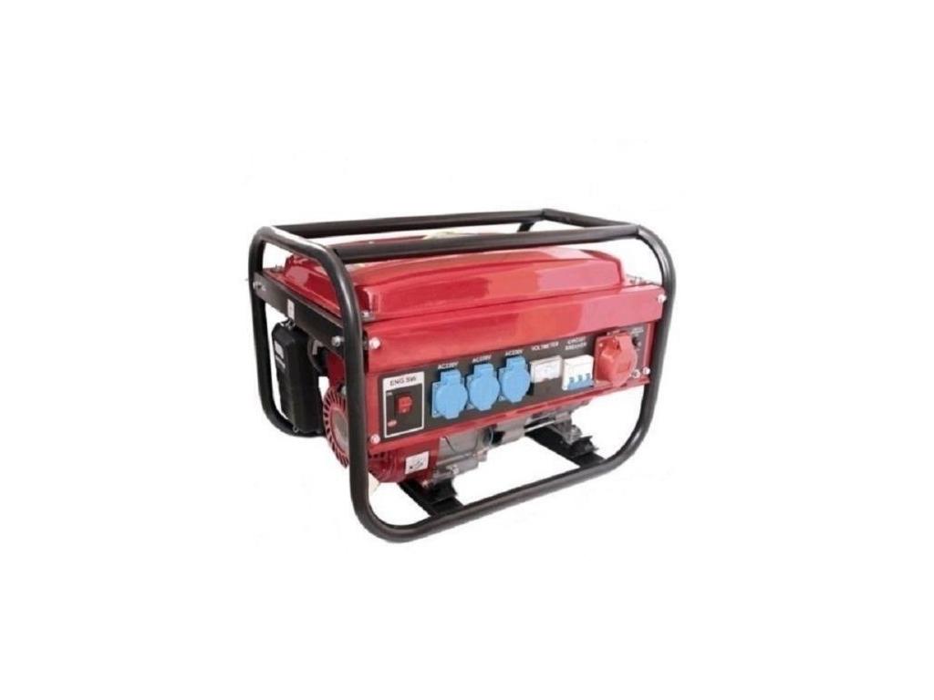 Ηλεκτρική Γεννήτρια Βενζίνης Ηλεκτροπαραγωγό Ζεύγος Μονοφασικού και Τριφασικού Ρ horeca   επαγγελματικά